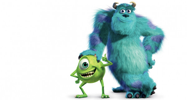 Monsters Inc Brian Green Pixar Disney
